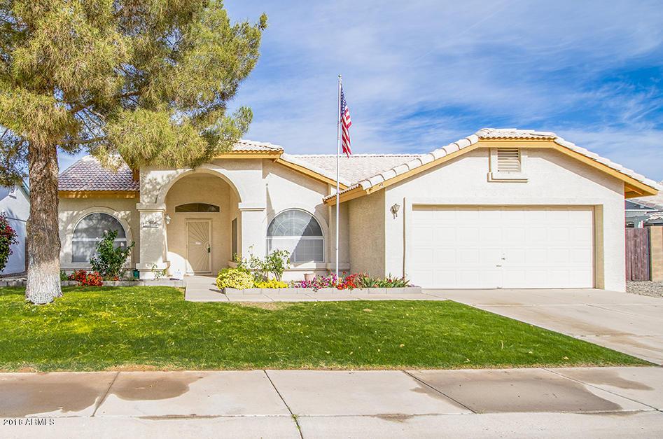Photo for 1276 E Brenda Drive, Casa Grande, AZ 85122 (MLS # 5854239)