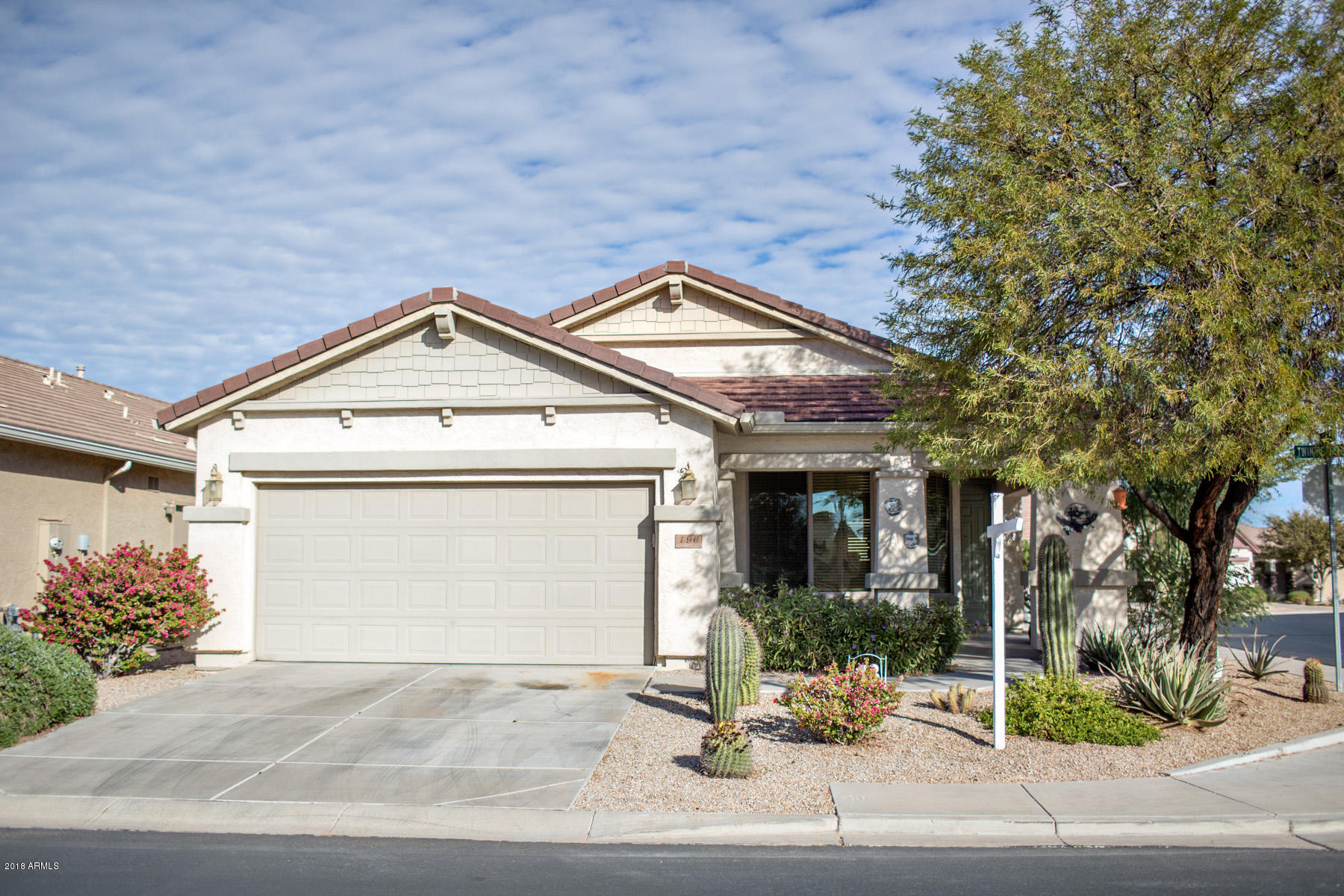 Photo for 196 W Twin Peaks Parkway, San Tan Valley, AZ 85143 (MLS # 5854257)
