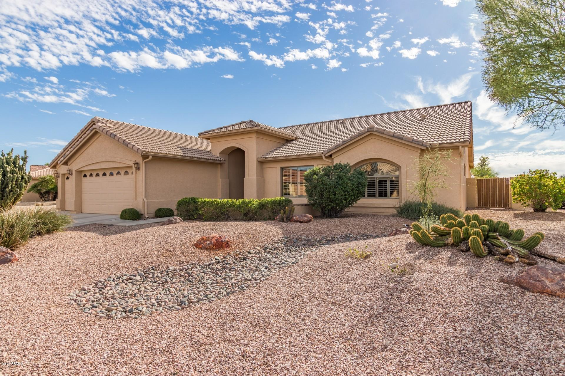 Photo for 10305 E Sunburst Drive, Sun Lakes, AZ 85248 (MLS # 5854660)