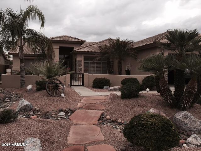 Photo for 10328 E Teakwood Court, Sun Lakes, AZ 85248 (MLS # 5855348)