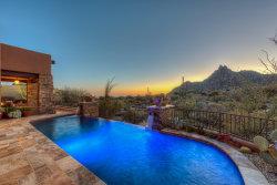 Photo of 10585 E Crescent Moon Drive, Unit 27, Scottsdale, AZ 85262 (MLS # 5855623)