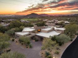 Photo of 10525 E Honey Mesquite Drive, Scottsdale, AZ 85262 (MLS # 5856592)
