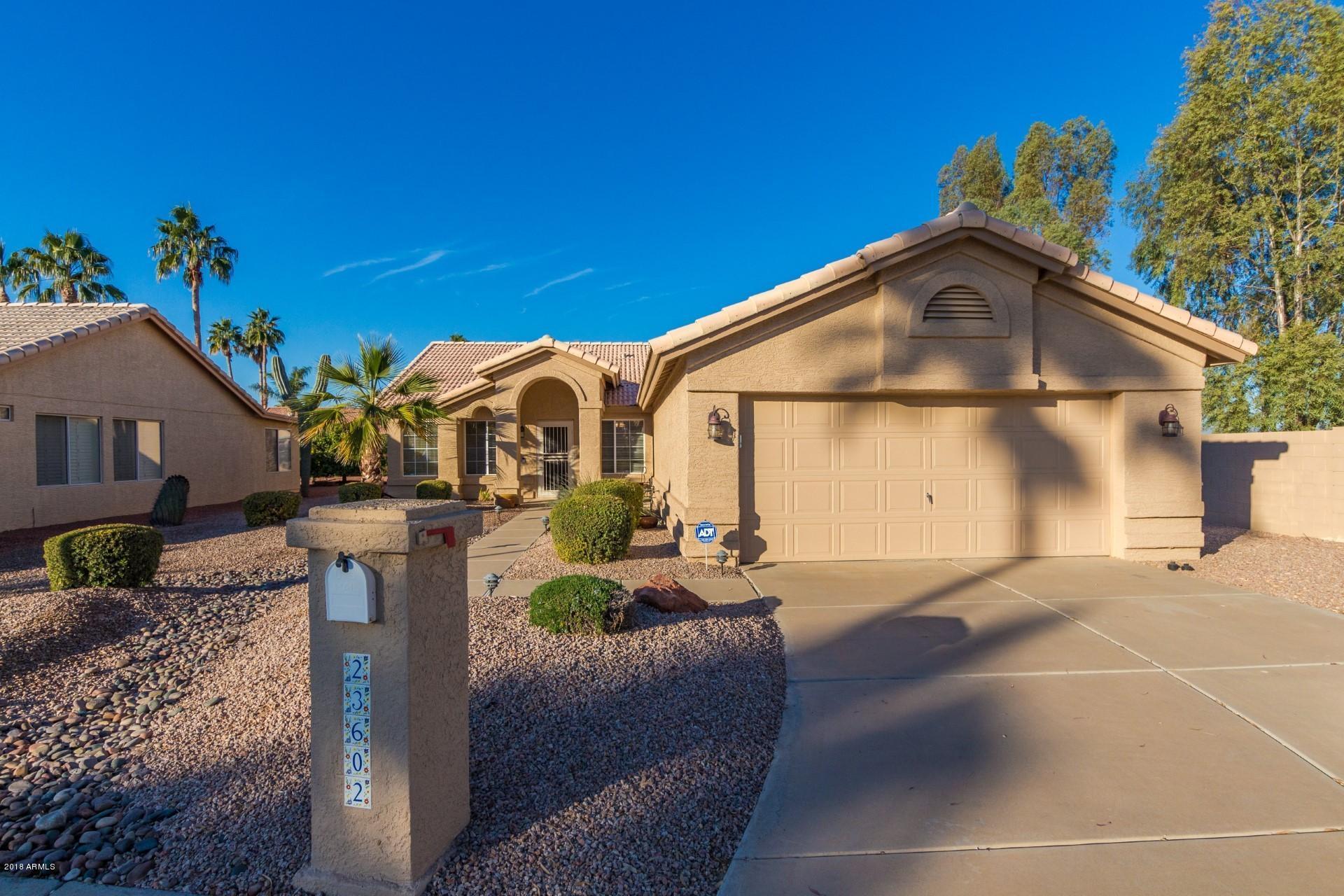 Photo for 23602 S Desert Dance Court, Sun Lakes, AZ 85248 (MLS # 5859359)