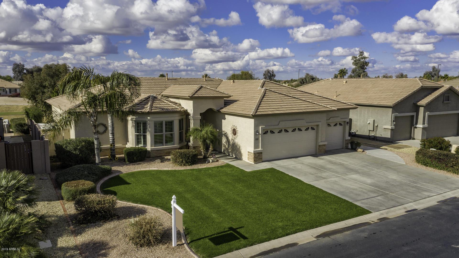 Photo for 6782 S Santa Rita Way, Chandler, AZ 85249 (MLS # 5862029)