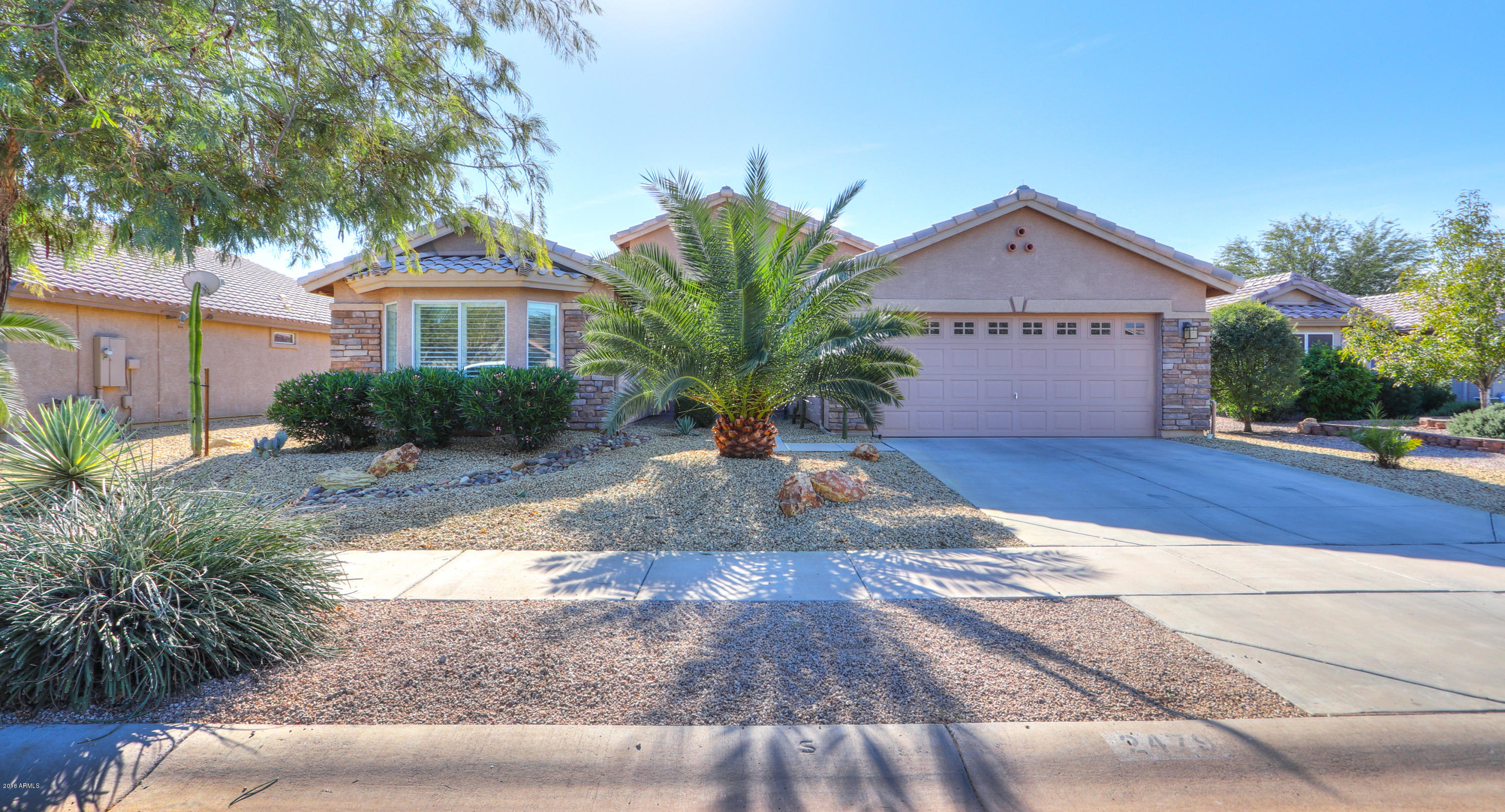 Photo for 2479 E Golden Court, Casa Grande, AZ 85194 (MLS # 5862092)