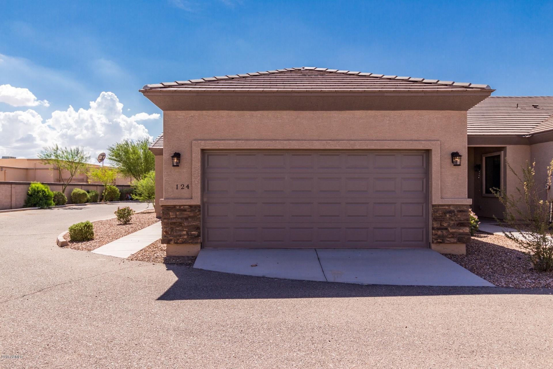Photo for 846 N Pueblo Drive, Unit 124, Casa Grande, AZ 85122 (MLS # 5862166)