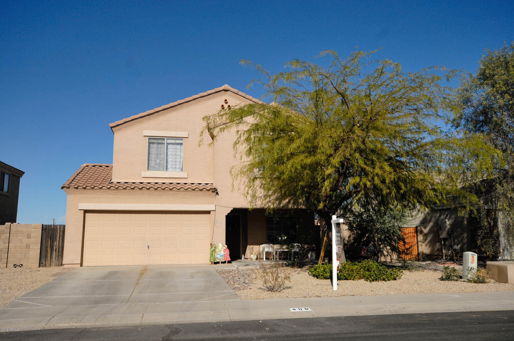 Photo for 408 E Settlers Trail, Casa Grande, AZ 85122 (MLS # 5862289)