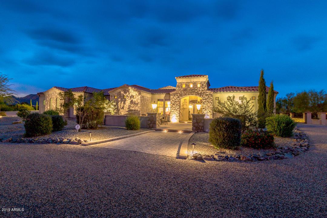 Photo for 11615 N Hazeldine Road, Casa Grande, AZ 85194 (MLS # 5863000)