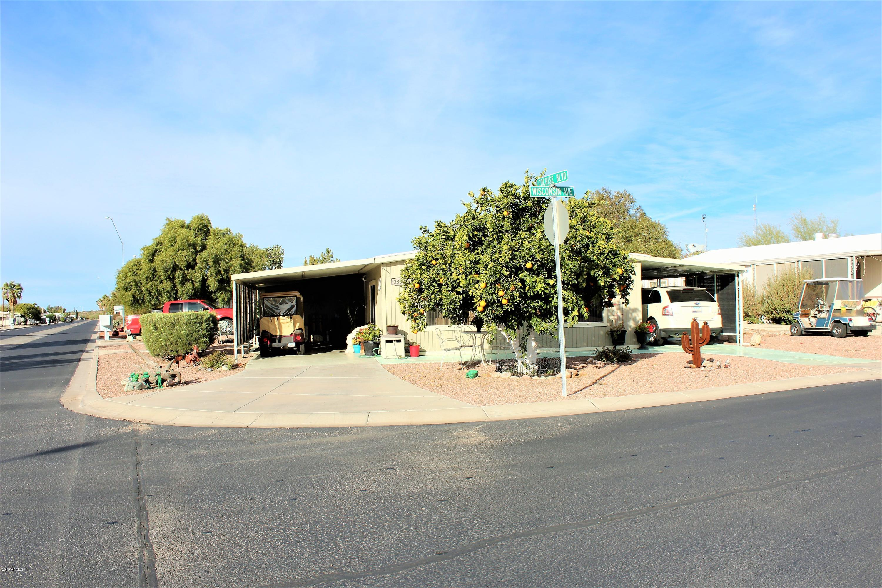 Photo for 3800 N Wisconsin Avenue, Florence, AZ 85132 (MLS # 5863981)
