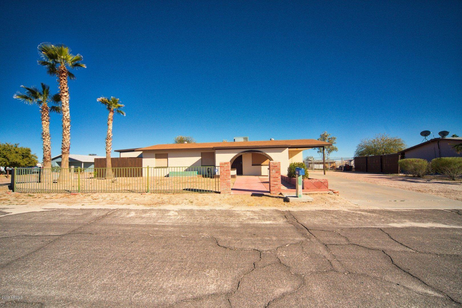 Photo for 10745 N Arapaho Drive, Casa Grande, AZ 85122 (MLS # 5864289)