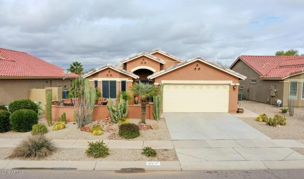 Photo for 2670 E Santa Maria Drive, Casa Grande, AZ 85194 (MLS # 5864362)