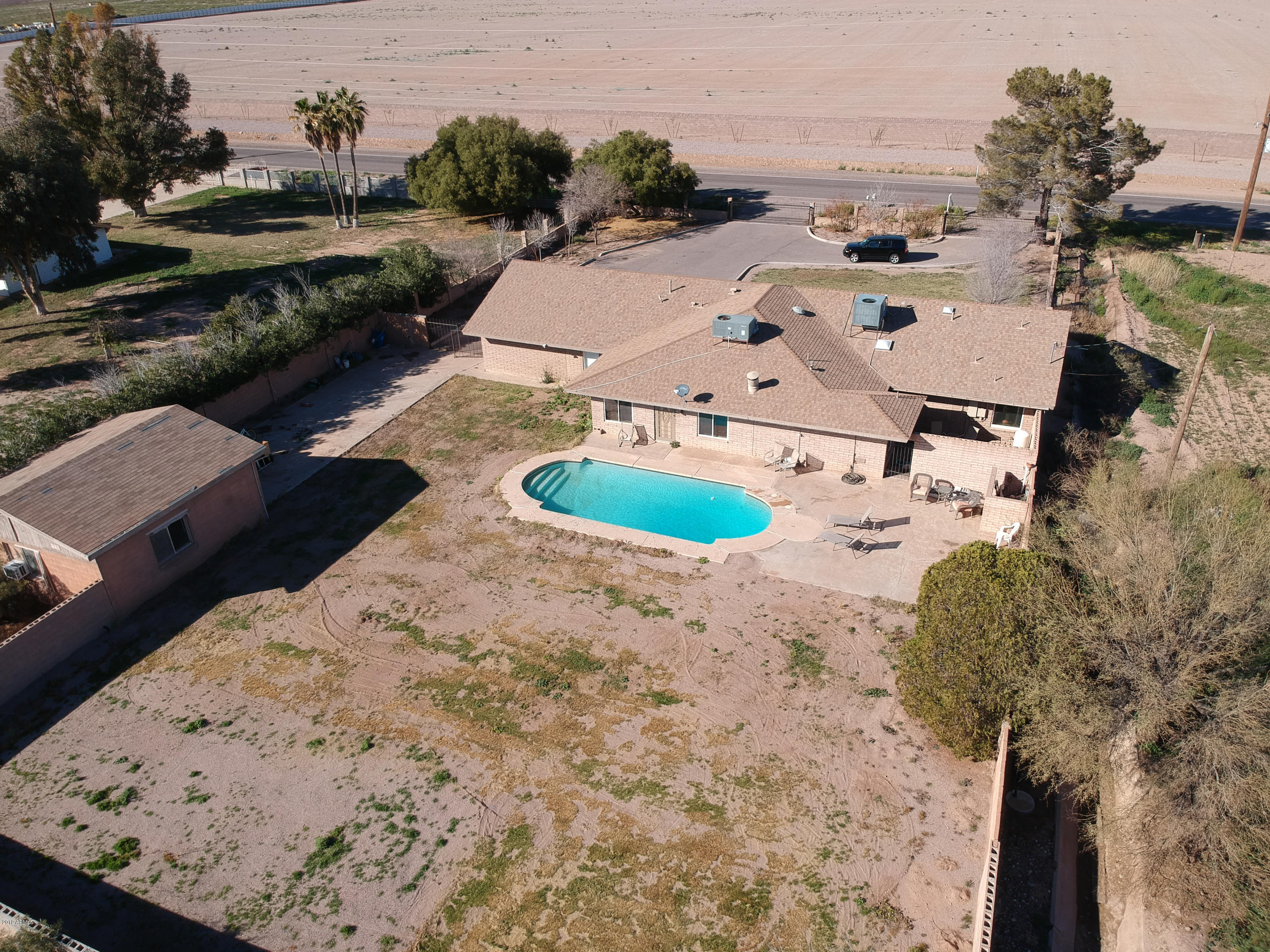 Photo for 1109 W Peters Road, Casa Grande, AZ 85193 (MLS # 5864476)