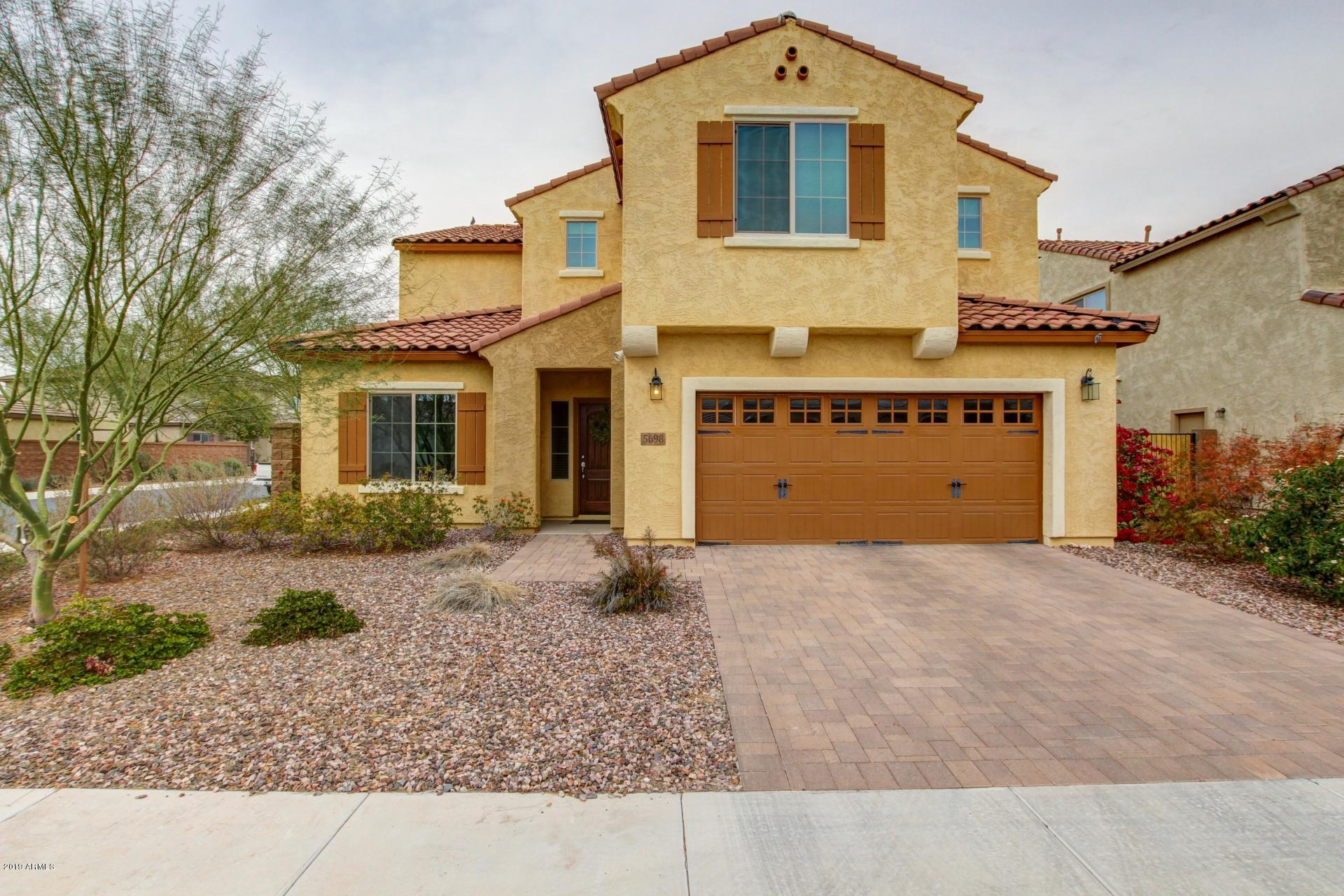 Photo for 5698 W Admiral Way, Florence, AZ 85132 (MLS # 5864924)
