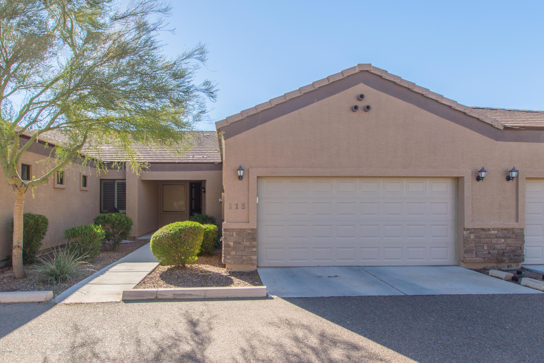Photo for 846 N Pueblo Drive, Unit 115, Casa Grande, AZ 85122 (MLS # 5865189)