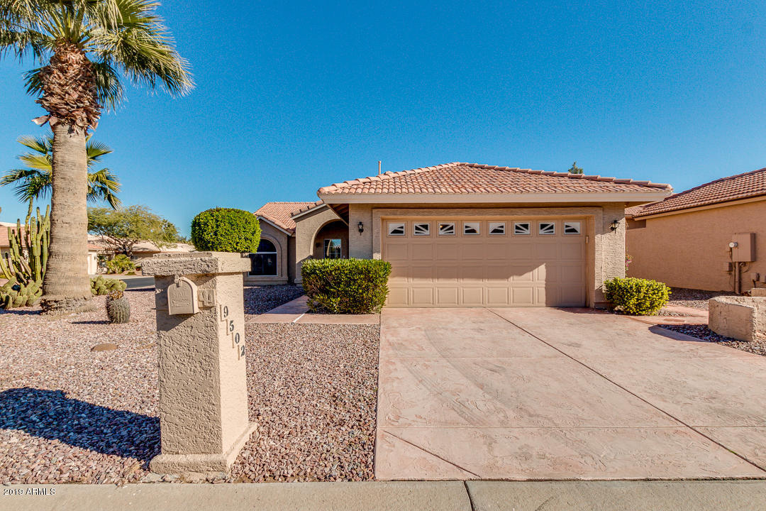 Photo for 9502 E Hercules Drive, Sun Lakes, AZ 85248 (MLS # 5865202)