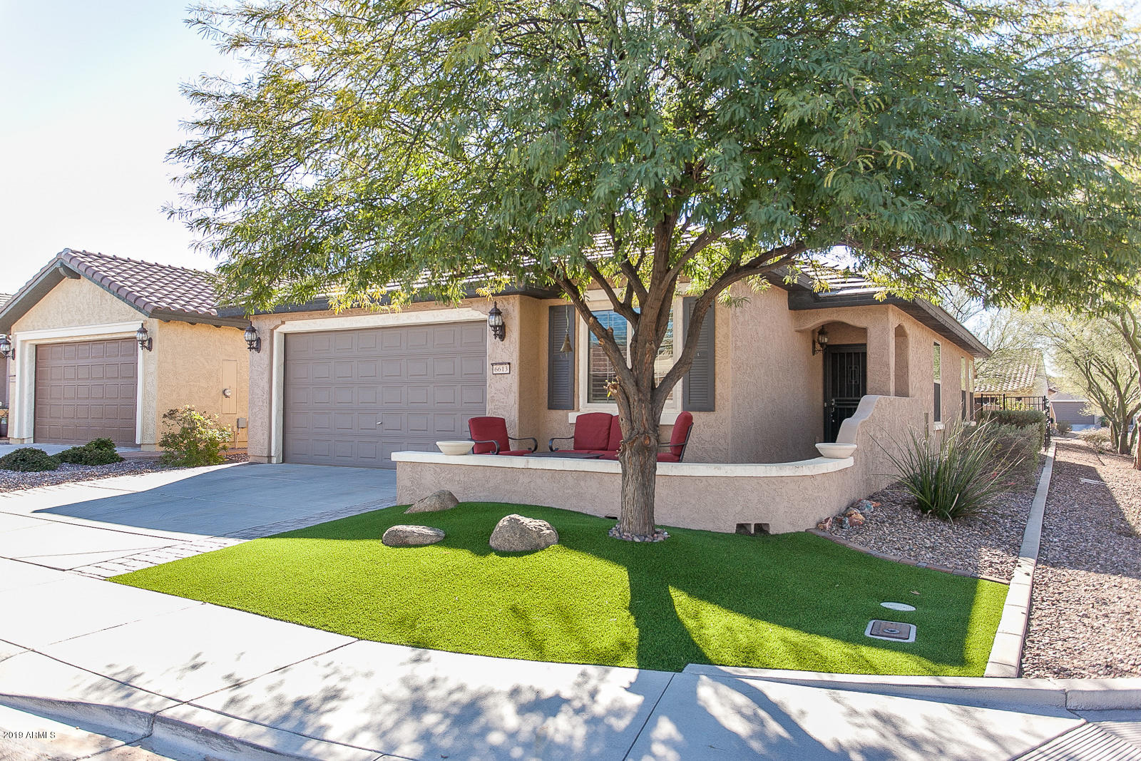 Photo for 6613 W Mockingbird Court, Florence, AZ 85132 (MLS # 5865543)