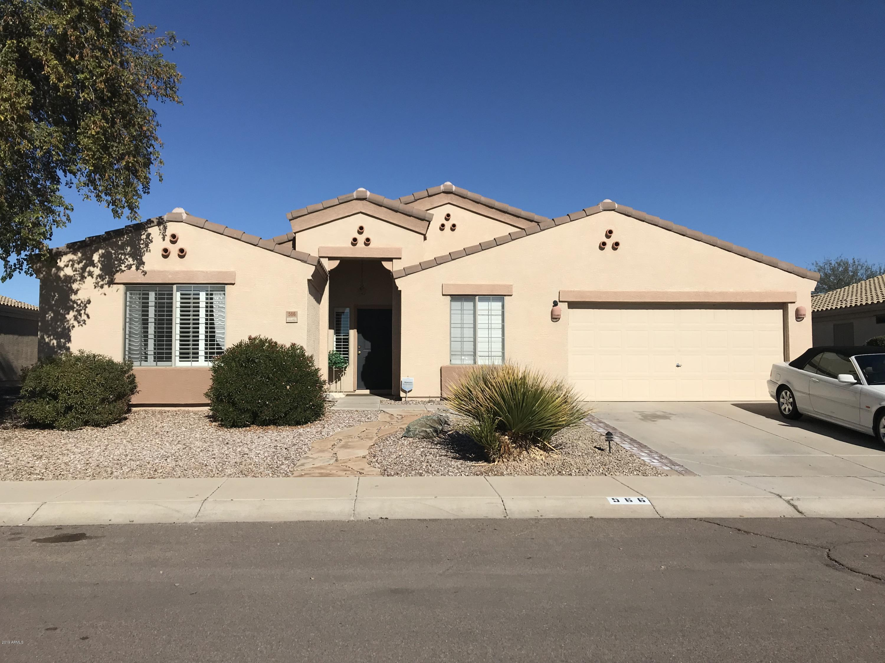 Photo for 566 W Rattlesnake Place, Casa Grande, AZ 85122 (MLS # 5865970)