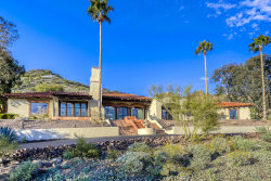 Photo of 6508 E El Sendero Road, Carefree, AZ 85377 (MLS # 5867888)