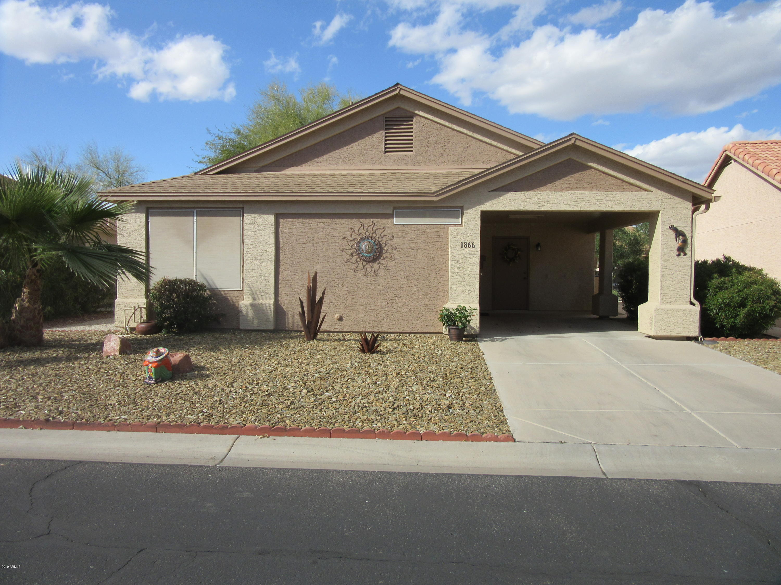 Photo for 1866 E Lindrick Drive, Chandler, AZ 85249 (MLS # 5871933)