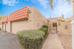 Photo of 5100 N Miller Road, Unit 43, Scottsdale, AZ 85250 (MLS # 5883598)