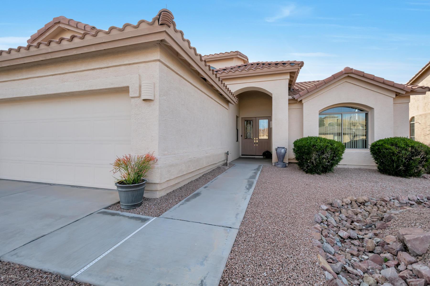 Photo for 25030 S Lakeway Drive, Sun Lakes, AZ 85248 (MLS # 5885846)