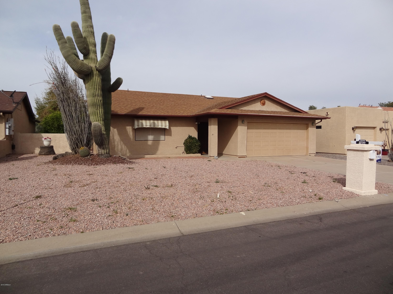 Photo for 25646 S Parkside Drive, Sun Lakes, AZ 85248 (MLS # 5886214)