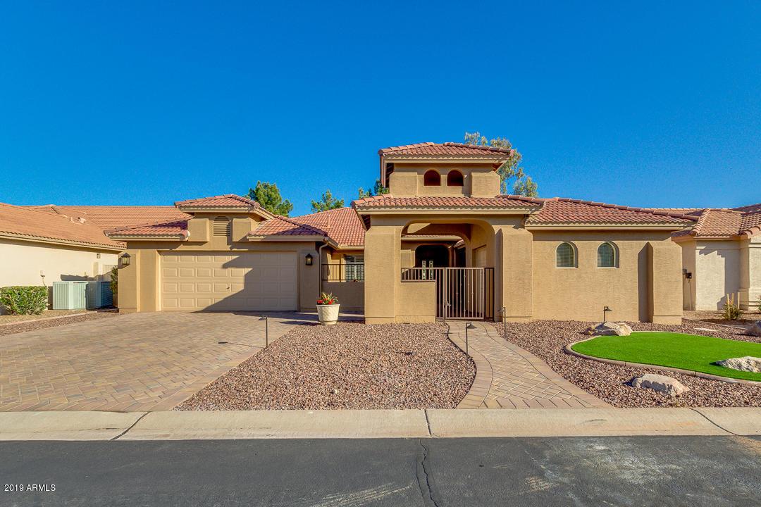 Photo for 10052 E Copper Drive, Sun Lakes, AZ 85248 (MLS # 5890365)