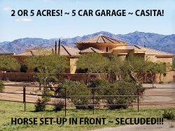 Photo of 17140 E Redbird Road, Scottsdale, AZ 85262 (MLS # 5899764)