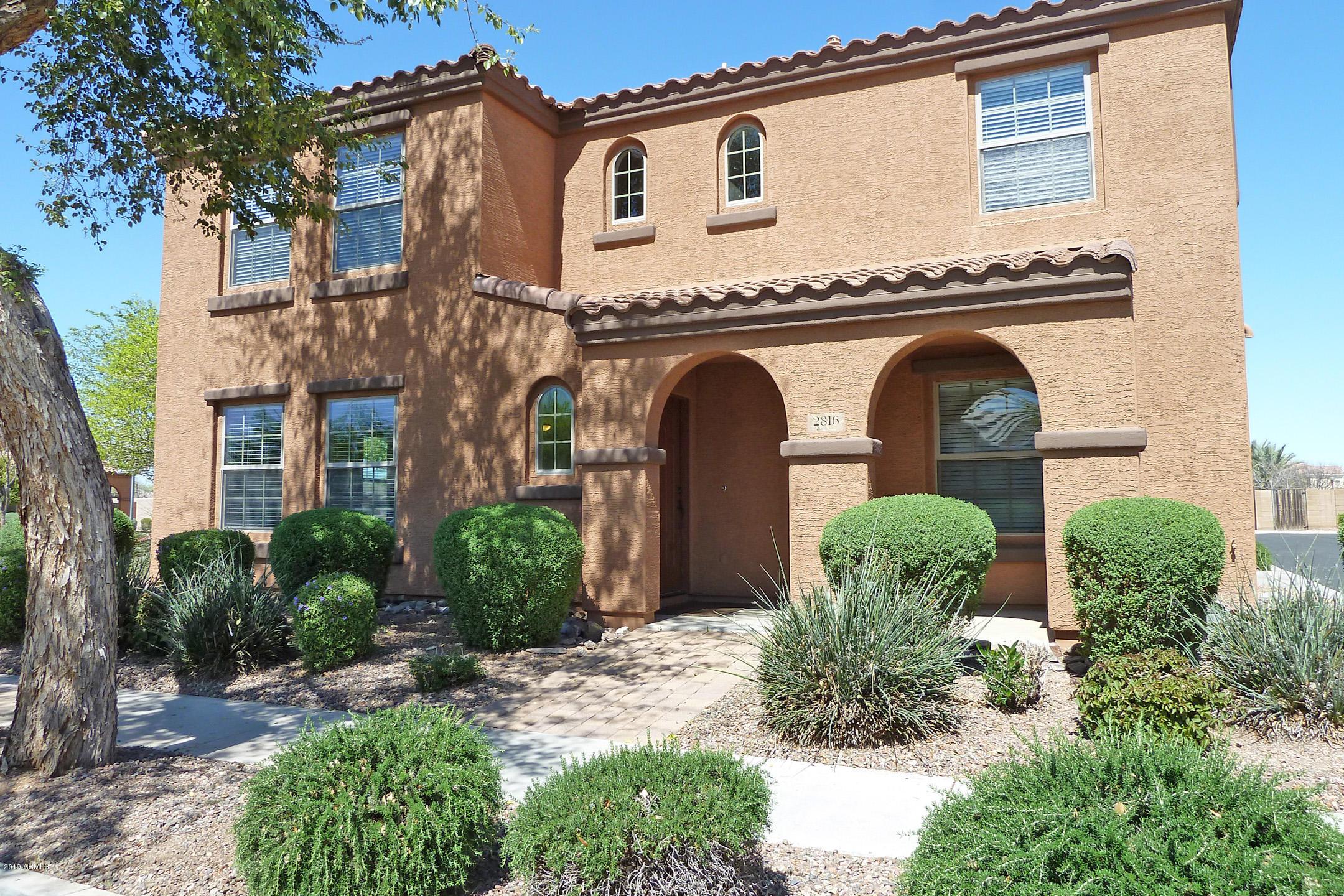Photo for 2816 E Megan Street, Gilbert, AZ 85295 (MLS # 5900057)