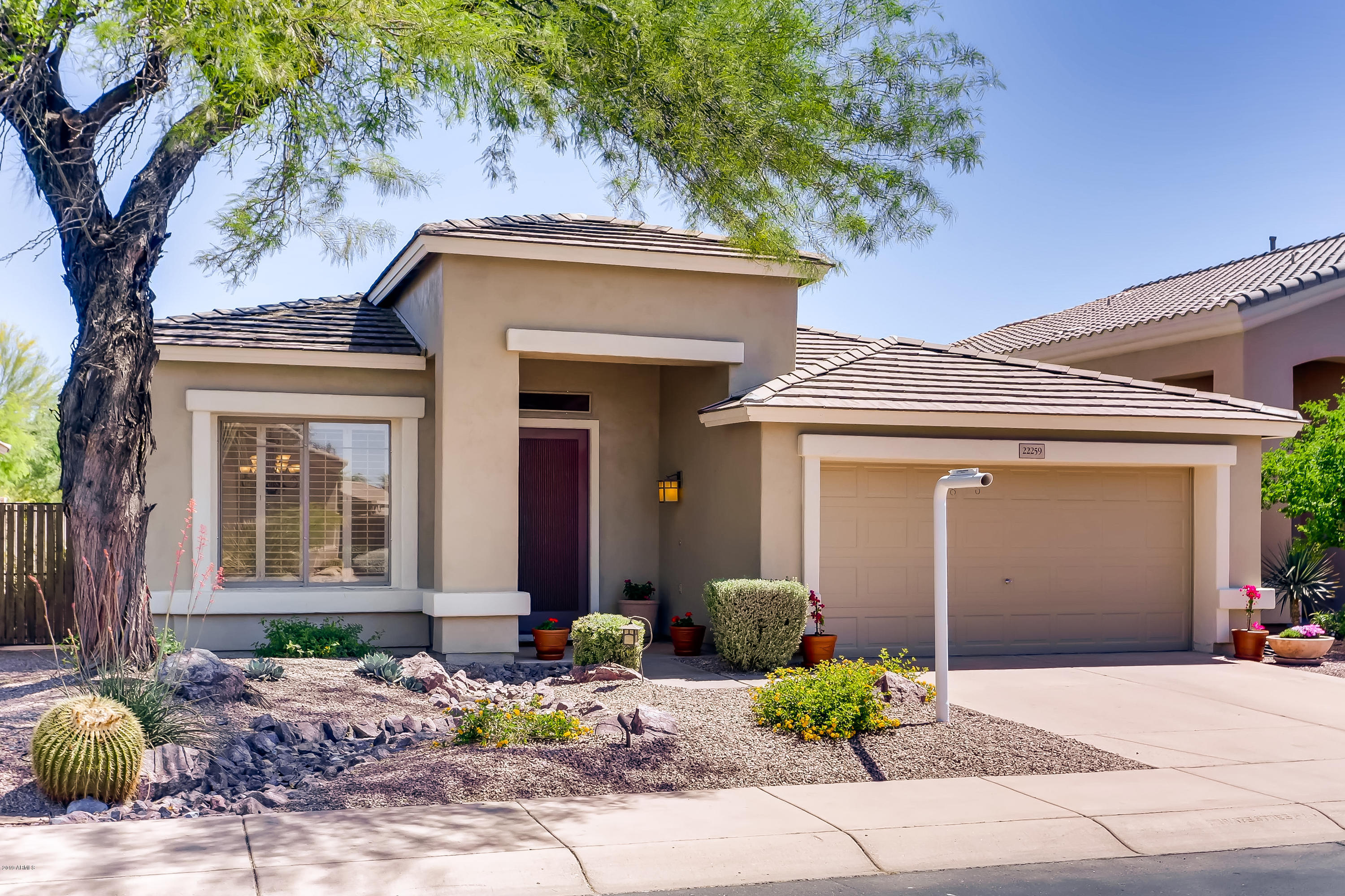 Photo for 22259 N 51st Street, Phoenix, AZ 85054 (MLS # 5911961)