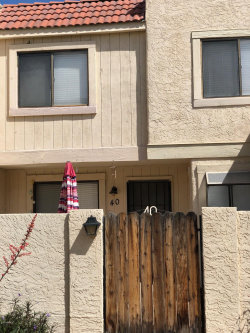 Tiny photo for 2311 E Hartford Avenue, Unit 40, Phoenix, AZ 85022 (MLS # 5911985)