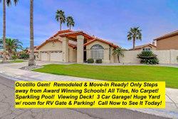 Photo of 1600 W Honeysuckle Lane, Chandler, AZ 85248 (MLS # 5916160)
