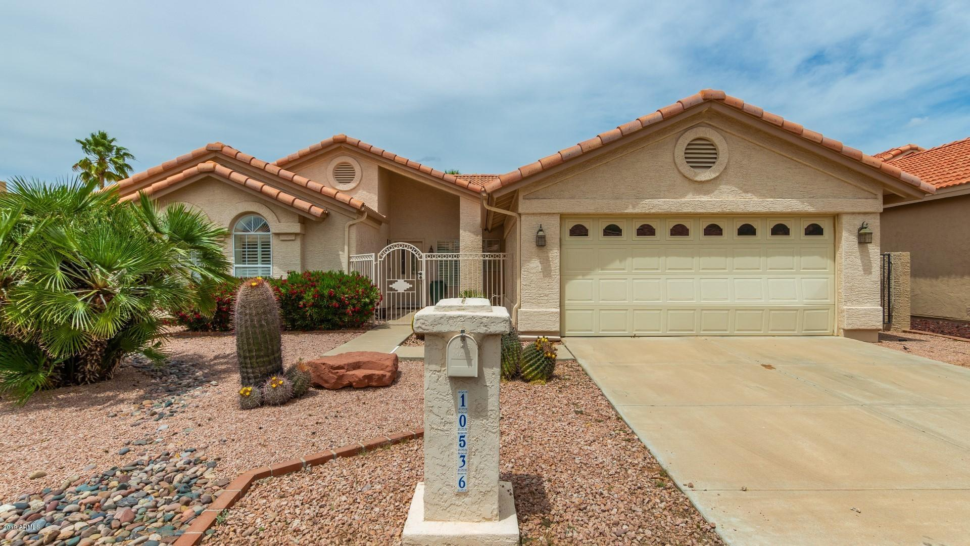 Photo for 10536 E Cedar Waxwing Drive, Sun Lakes, AZ 85248 (MLS # 5923881)