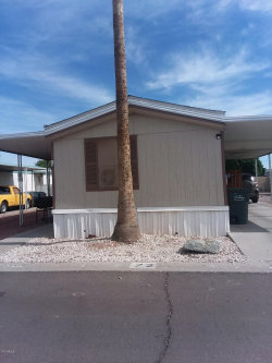 Photo of 12721 W Greenway Road, Unit 72, El Mirage, AZ 85335 (MLS # 5926516)