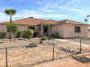 Photo of 9782 W Wenden Drive, Arizona City, AZ 85123 (MLS # 5937783)