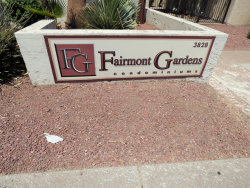 Photo of 3828 N 32nd Street, Unit 218, Phoenix, AZ 85018 (MLS # 5942011)