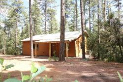 Photo of 3685 Cochise Lane, Pine, AZ 85544 (MLS # 5950388)
