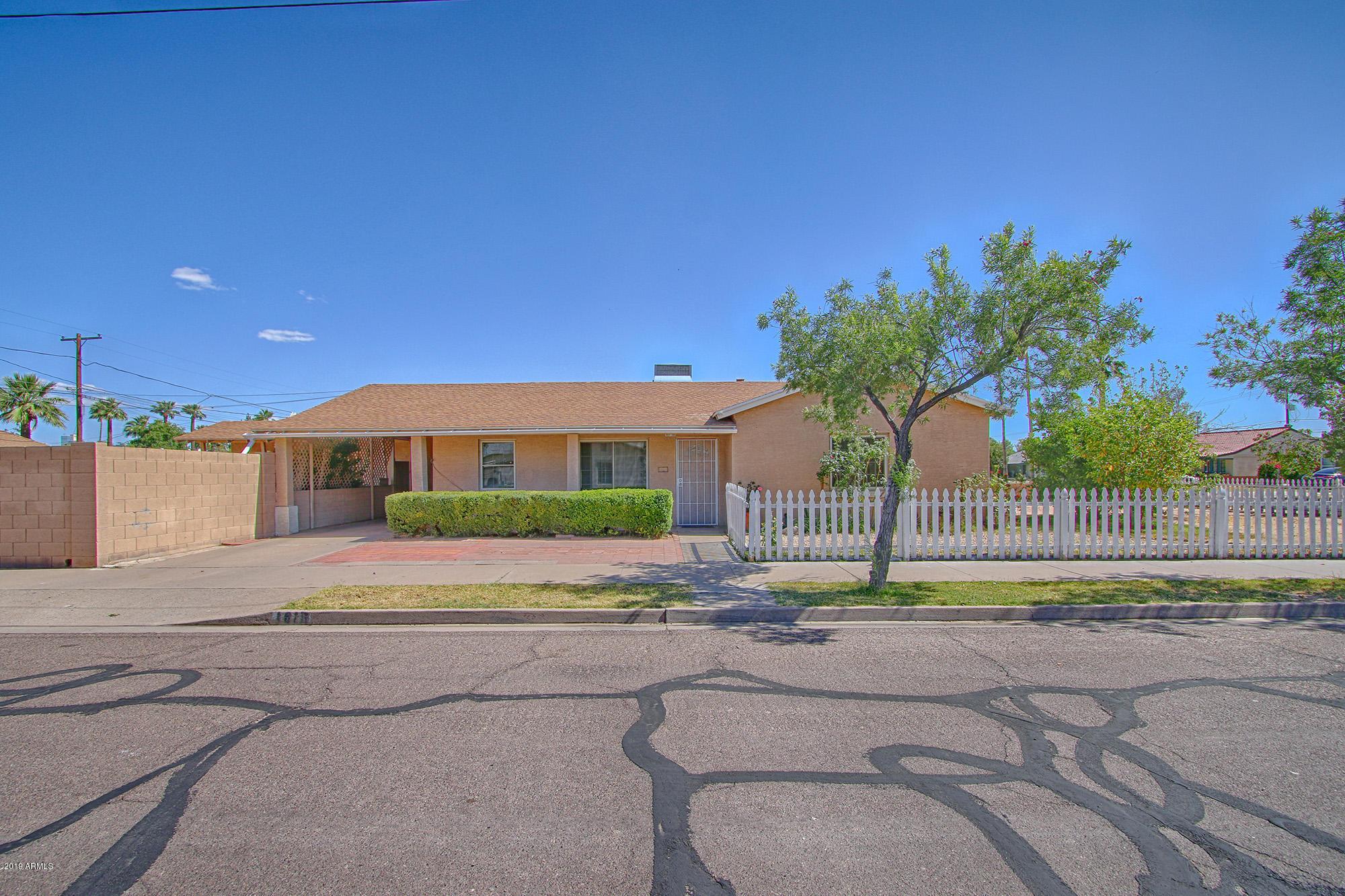 Photo for 1615 W Palm Lane, Phoenix, AZ 85007 (MLS # 5951484)