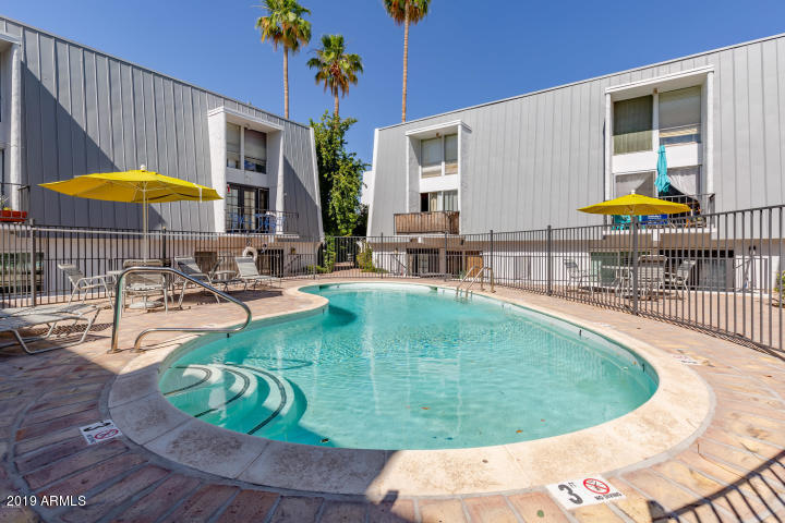 Photo for 3416 N 44th Street, Unit 66, Phoenix, AZ 85018 (MLS # 5964813)
