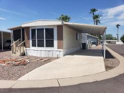Photo of 201 S Greenfield Road, Unit 302, Mesa, AZ 85206 (MLS # 5966697)