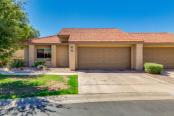 Photo of 945 N Pasadena --, Unit 46, Mesa, AZ 85201 (MLS # 5967027)