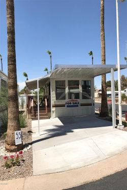 Photo of 318 S Crismon Road, Unit 55, Mesa, AZ 85208 (MLS # 5979293)
