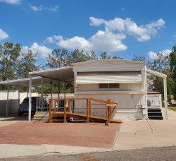 Photo of 7660 E Mckellips Road, Unit 37, Scottsdale, AZ 85257 (MLS # 5981050)