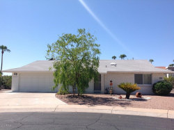 Photo of 17406 N Foothills Drive, Sun City, AZ 85373 (MLS # 5981803)