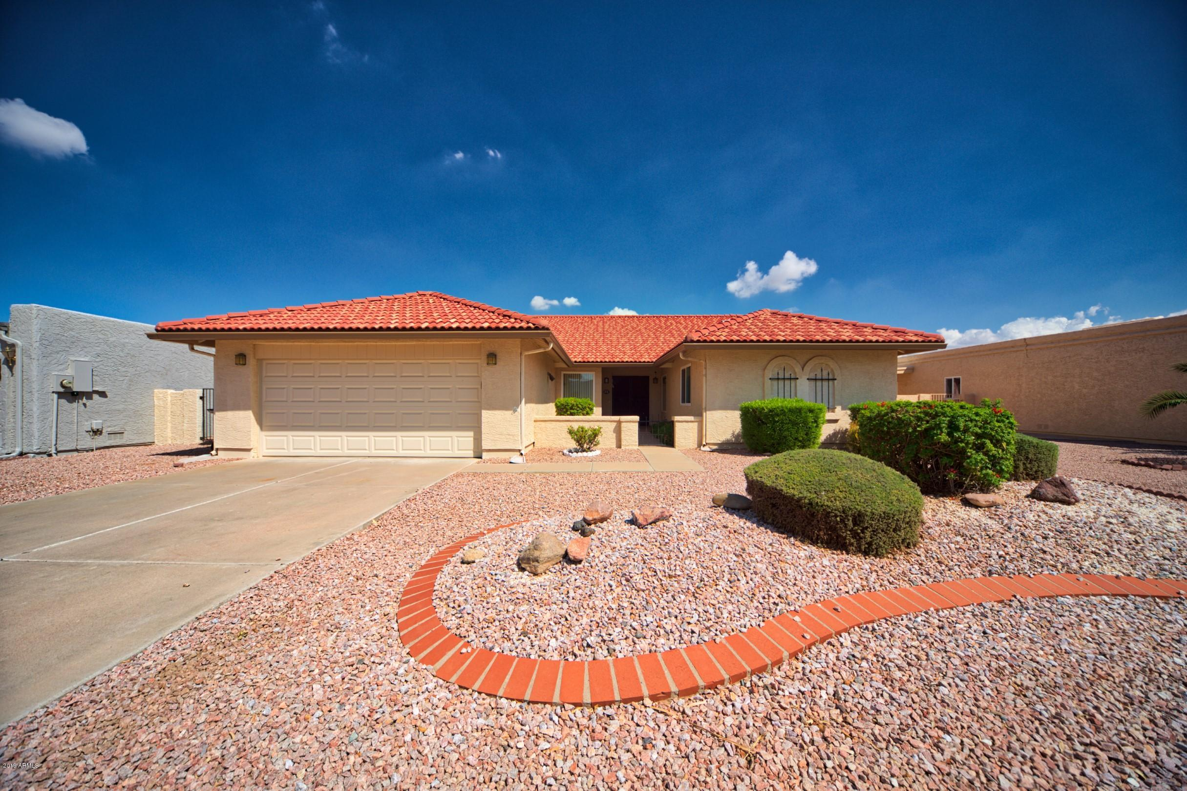 Photo for 9595 E Fairway Boulevard, Sun Lakes, AZ 85248 (MLS # 5983740)