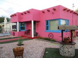 Photo of 208 N Wall Avenue, Gila Bend, AZ 85337 (MLS # 5990366)