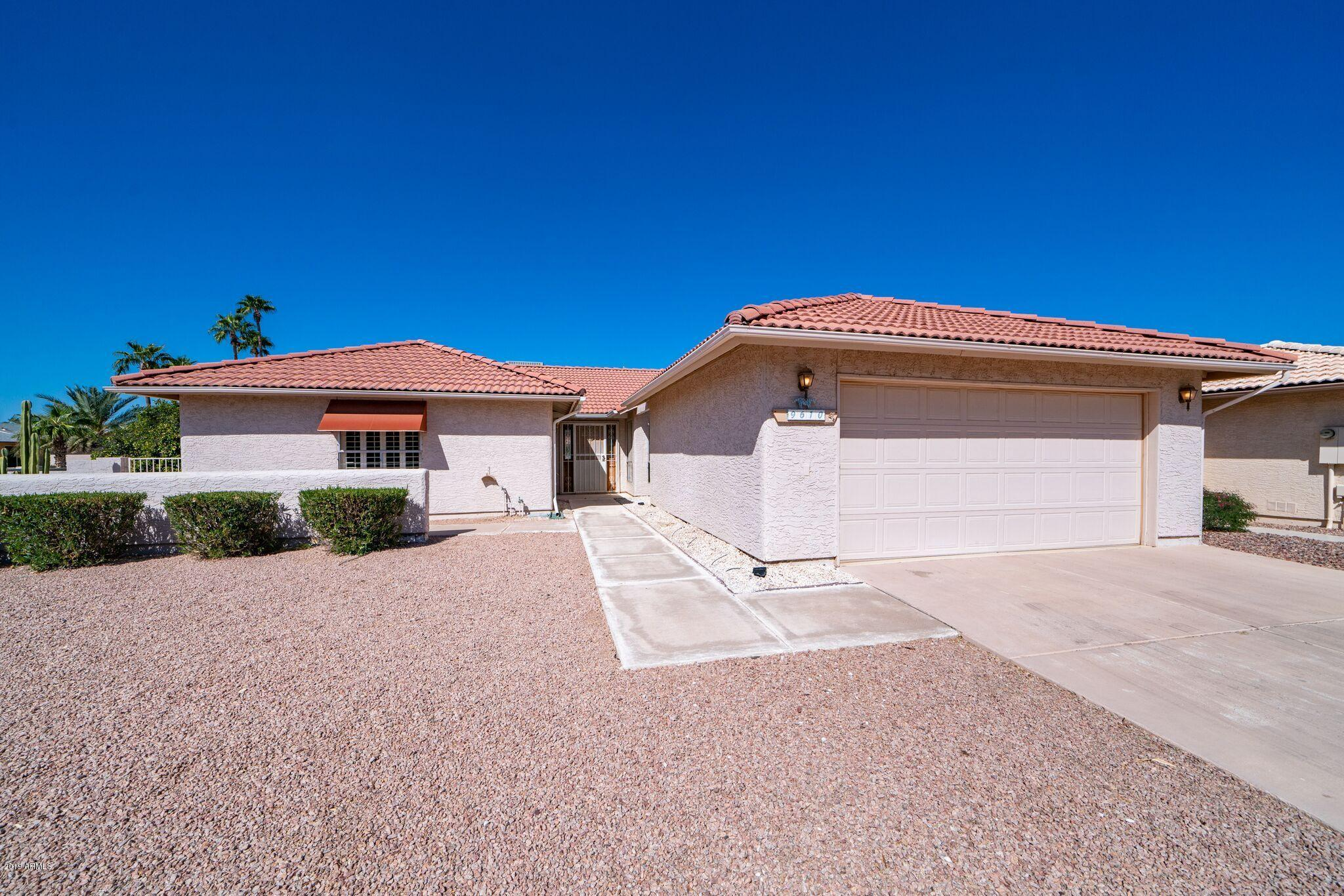 Photo for 9610 E Eddystone Court, Sun Lakes, AZ 85248 (MLS # 5990740)