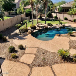 Photo of 13665 W San Miguel Avenue, Litchfield Park, AZ 85340 (MLS # 5991046)
