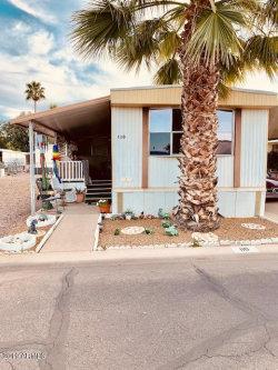Photo of 535 S Alma School Road, Unit 110, Mesa, AZ 85210 (MLS # 5991466)