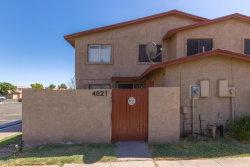 Photo of 4021 W Reade Avenue, Phoenix, AZ 85019 (MLS # 5992397)